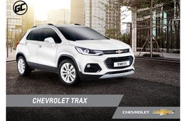 Brand New 2019 Chevrolet Trax for sale in Metro Manila