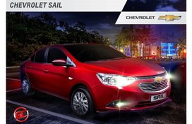 Red 2019 Chevrolet Sail Sedan for sale in Navotas