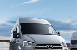 Sell Brand New 2019 Hyundai H350 Van in Pasig