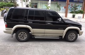Sell Black 2002 Isuzu Trooper at 150000 km in Angeles