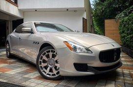 Used 2014 Maserari Quattroporte at 3500 km for sale