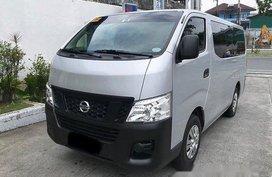 Selling Silver Nissan Nv350 Urvan 2018 Manual Diesel