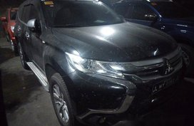 Black Mitsubishi Montero Sport 2017 at 12000 km for sale