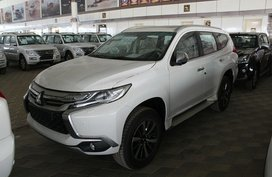 Brand New Mitsubishi Montero Sport 2017 for sale in Metro Manila