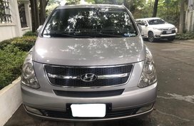Selling Used Hyundai Starex 2012 at 80000 km in Quezon City