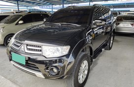 Sell Black 2014 Mitsubishi Montero Sport Automatic Diesel at 40000 km
