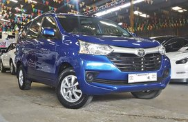 Blue 2016 Toyota Avanza at 32000 km for sale