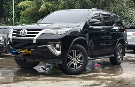 Sell Used 2017 Toyota Fortuner Manual Diesel