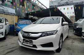 Sell White 2016 Honda City Automatic Gasoline at 73000 km