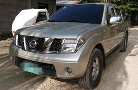 Sell Silver 2009 Nissan Navara at 139572 km in Pagadian