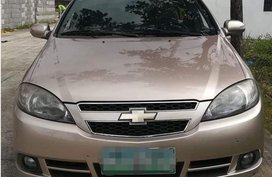 2nd Hand 2008 Chevrolet Optra for sale