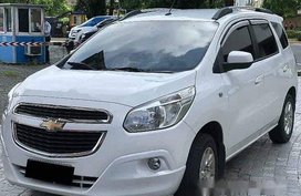 Selling Chevrolet Spin 2014 at 29000 km