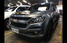 Chevrolet Trailblazer 2017 Suv Automatic Diesel for sale