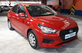 Selling Red Hyundai Reina 2019 Automatic Gasoline