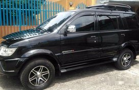 Selling Black Isuzu Crosswind 2014 Manual Diesel at 23000 km