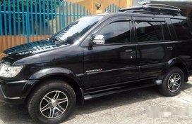 Selling Black Isuzu Crosswind 2014 Manual Diesel at 23000 km