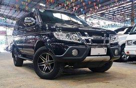 Black 2014 Isuzu Sportivo X at 50000 km for sale
