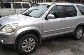 Sell 2nd Hand 2006 Honda Cr-V Automatic Gasoline
