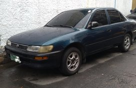 Selling Used Toyota Corolla 1995 at 169000 km