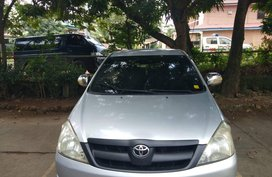 Selling Silver Toyota Innova 2009 Manual in Famy