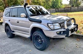 Used 1997 Toyota Land Cruiser Prado for sale in Manila