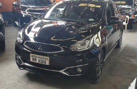 Selling Black Mitsubishi Mirage 2016 in Quezon City