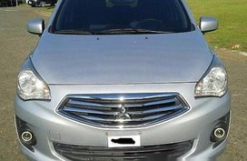 Sell Silver 2016 Mitsubishi Mirage G4 at 35000 km