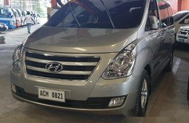 Sell Silver 2016 Hyundai Grand Starex Automatic Diesel