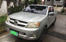 Toyota Hilux 2007 for sale in Antipolo
