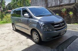 Selling Grey Hyundai Grand Starex 2015 Manual Diesel