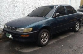 Toyota Corolla 1995 Manual Gasoline for sale