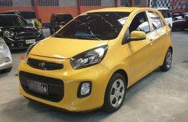 Sell Yellow 2017 Kia Picanto Manual Gasoline
