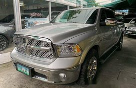 Sell Silver 2013 Dogde Ram at 18000 km