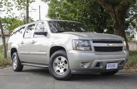 2009 Chevrolet Suburban for sale in Quezon City