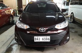 Sell Used 2019 Toyota Vios Manual Gasoline in Makati