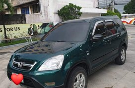Sell Used 2002 Honda Cr-V Automatic at 123000 km