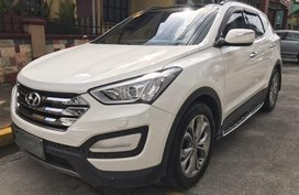 Hyundai Santa Fe 2013 for sale in Quezon City