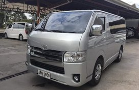 2015 Toyota Hiace for sale in Cebu
