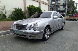 2000 Mercedes-Benz E-Class for sale in Quezon City