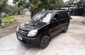 Black 2010 Mitsubishi Adventure for sale in Agno
