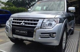Selling Brand New Mitsubishi Pajero 2019 Automatic Diesel