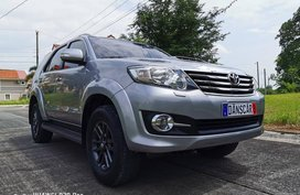 2016 Toyota Fortuner V Diesel AT