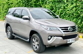 2017 Toyota Fortuner Diesel Automatic for sale
