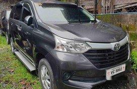 Selling Grey Toyota Avanza 2016 Automatic Gasoline