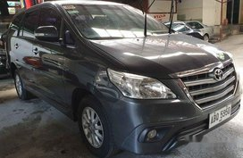 Sell Grey 2016 Toyota Innova