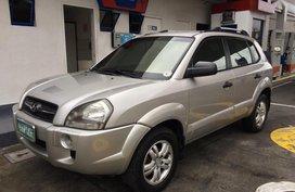 2008 Hyundai Tucson for sale in Quezon City