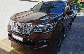 Selling Brown Nissan Terra 2019 at 13000 km