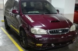 2000 Kia Carnival for sale in Parañaque