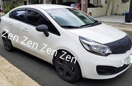 Kia Rio 2013 for sale in Quezon City