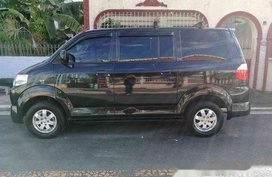 Black Suzuki Apv 2010 at 70000 km for sale